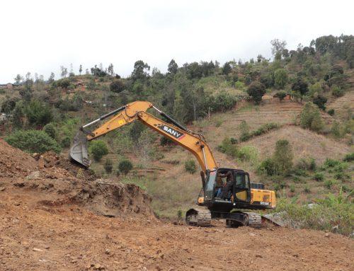 Pringa residents thank Governor Samboja